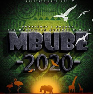 BokkieUlt, Cuebur, M.O.T.I & The Mahotella Queens - Mbube