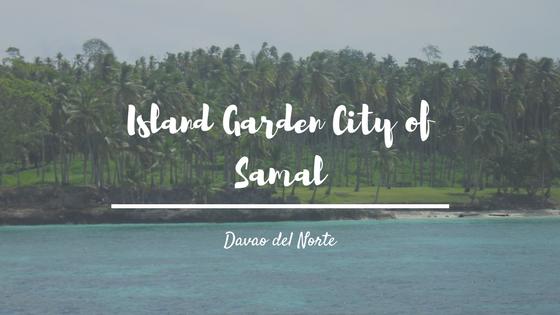 Island Hopping at Samal