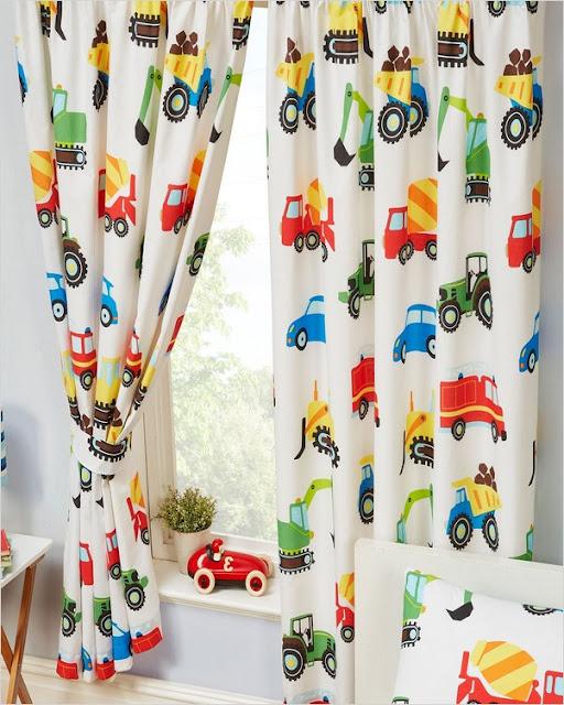 kids curtains boys cheap