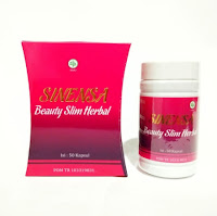 [PROMO BEST DEALS] Sinensa Beauty Slim Herbal / isi 50 Kapsul / BPOM ORIGINAL