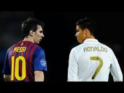 Leonel Messi vs Cristiano Ronaldo