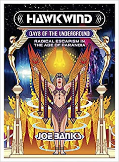 Joe Banks - Hawkwind Days of the Underground - Strange Attractor Press