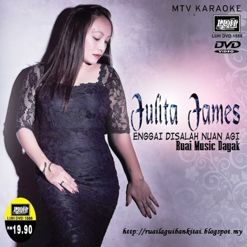Julita James 'Enggai Disalah Nuan Agi' Album Review