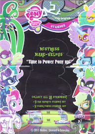 My Little Pony Mistress Mare-velous Series 3 Trading Card
