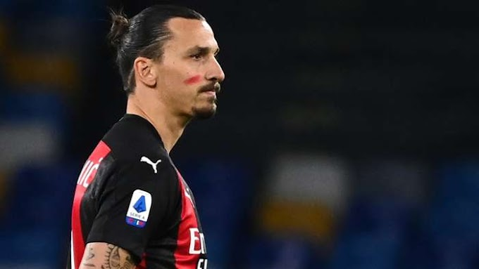 Ibrahimovic Ruled Out Of Crunch Juventus Clash