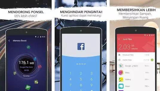 Aplikasi Pembersih RAM dan Cache Android Gratis Terbaik-5