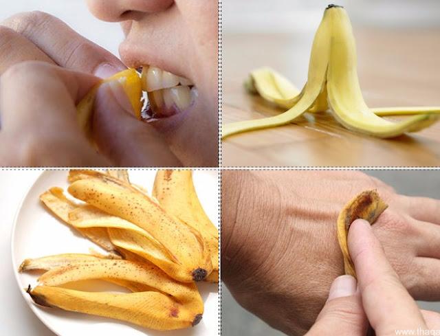 فوائد مذهلة لقشر الموز!
