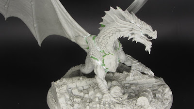 Adult Red Dragon (built)