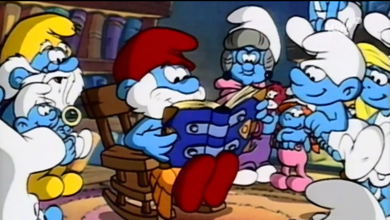 gender bias in the smurfs Smurfette (aka blondie) is a character from the original comics and cartoon show her wiki page is located here she is also a character within the light and dark series and the expanded animated universe.