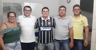 Em Serra dos Brandões, grupo político aliado do prefeito Olivânio Remígio define seu pré-candidato a vereador para 2020