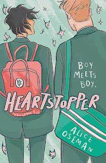 [Rezension] Heartstopper Volume 1 – Alice Oseman