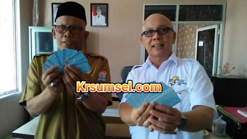 Blangko e-KTP Palembang Bertambah 10 Ribu