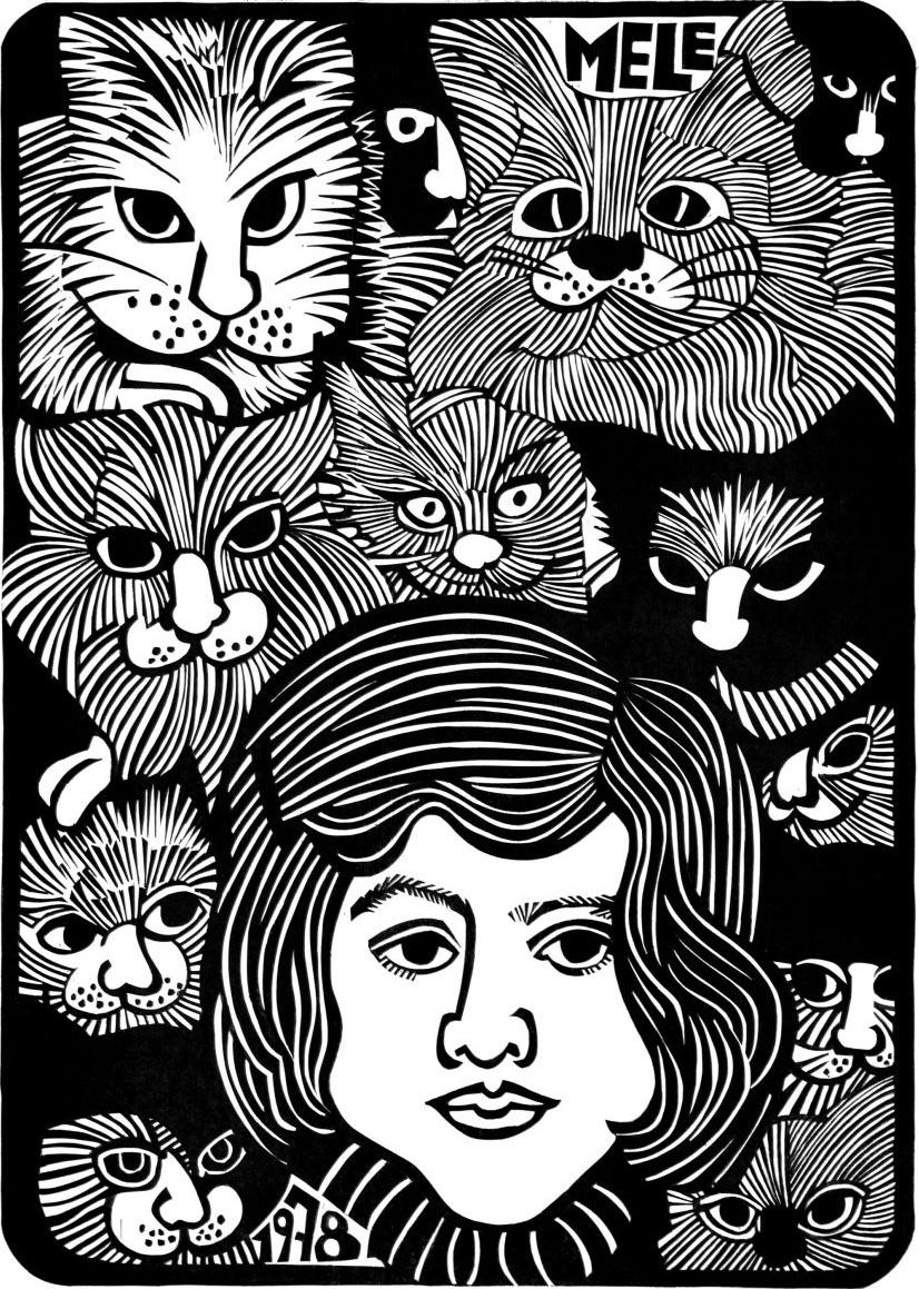 Soñaba con un gato