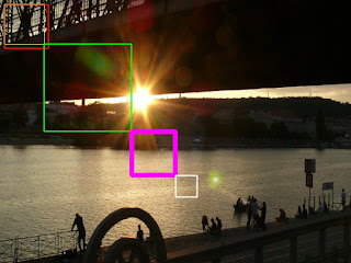 Opencv draw rectangle