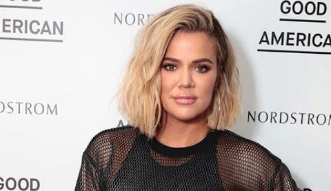 Khloé Kardashian macht sich daran, keine Geburtstagsgrüße in den sozialen Medien zu veröffentlichen