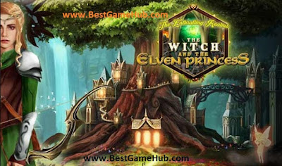 The Enthralling Realms 4 - The Witch and The Elven Princess PC Game Free Download