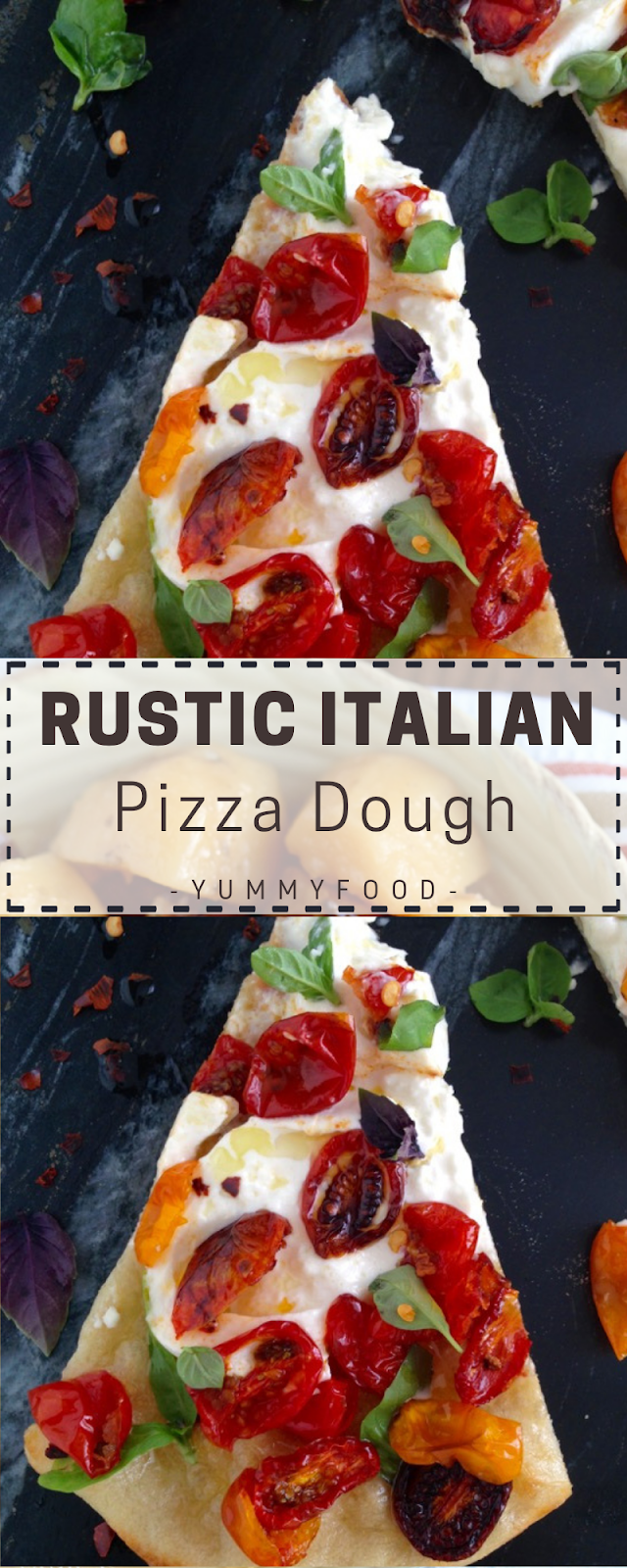 Rustic Itаlіаn Pizza Dоugh Recipe