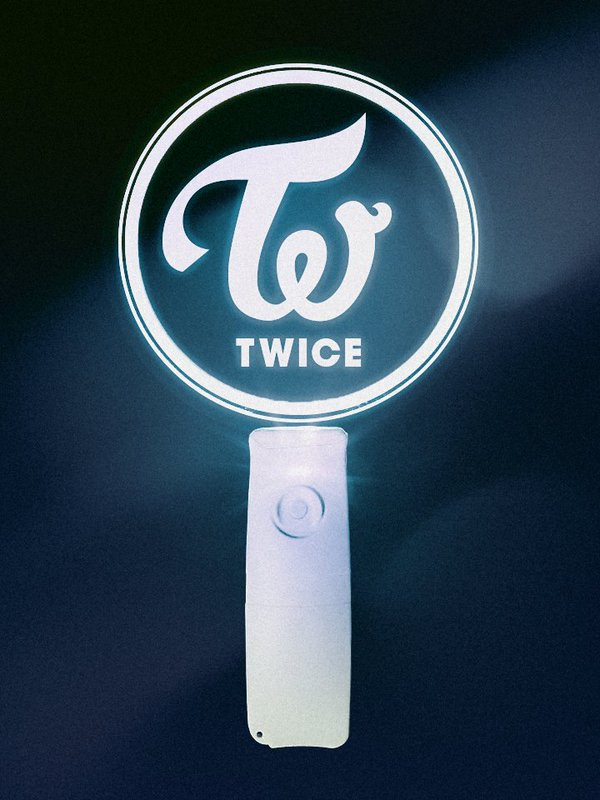 fans are in love with twices official lightstick daily