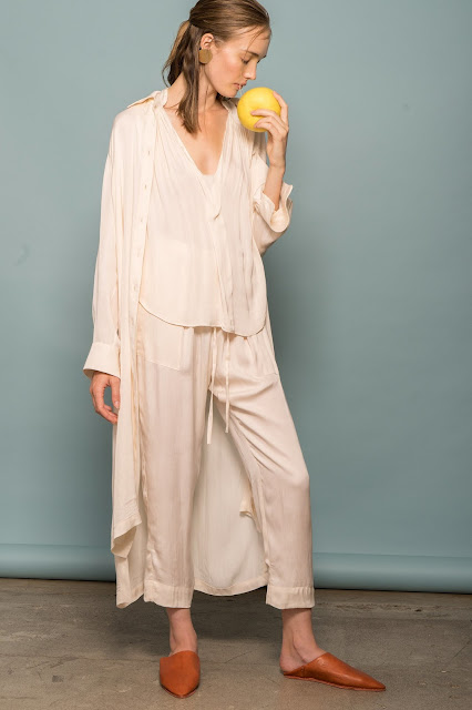 Raquel Allegra's dreamily bohemian clothing {Cool Chic Style Fashion}
