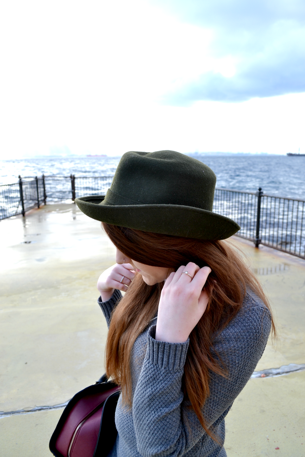 Love Maisie Outfit Of The Day Vintage Hat