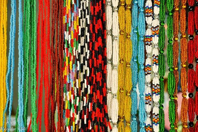 Guias (colares) na Umbanda