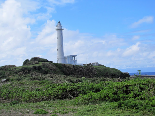 lyudao lighthouse green island taiwan