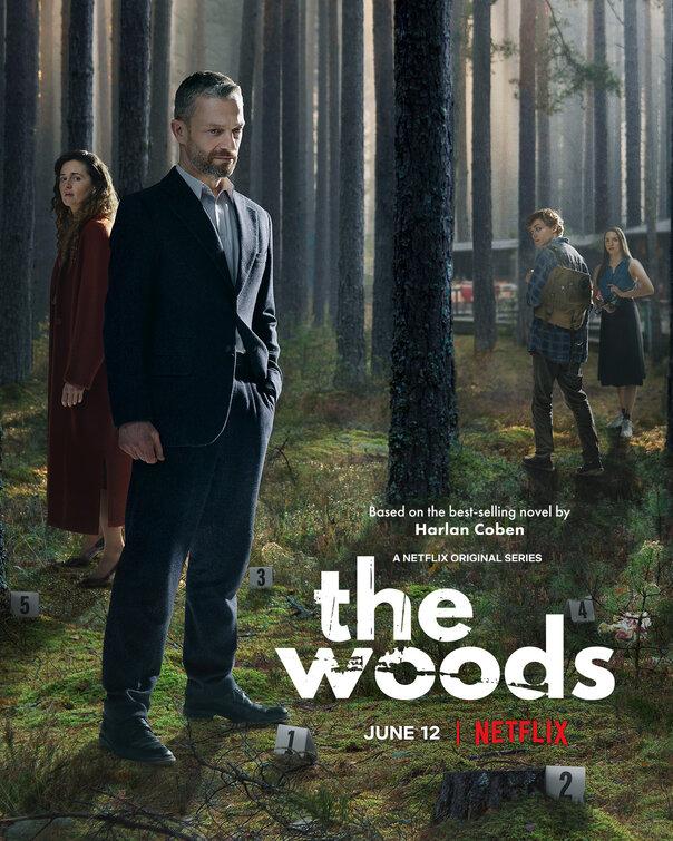 Silêncio na floresta - Netflix