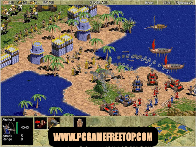 Age of Empires 1 Game Download Free For Pc