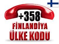 +358 Finlandiya ülke telefon kodu
