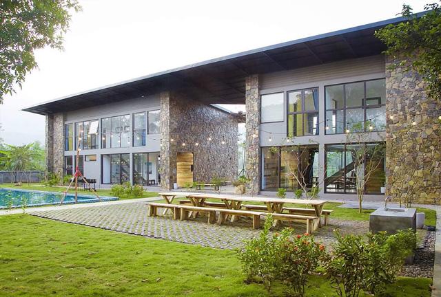 An Vui Lodge & Cottage