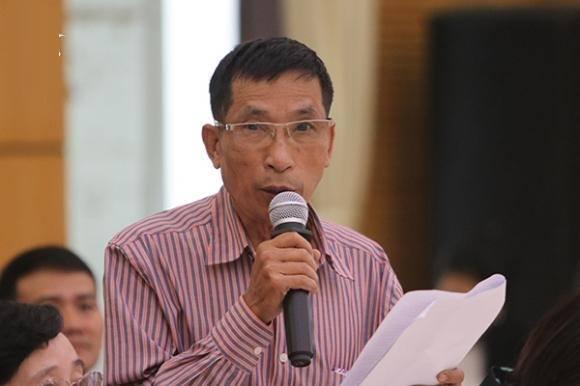 Chủ tịch Hà Nội: Không có lợi ích nhóm của ai ở nhà máy nước sông Đuống