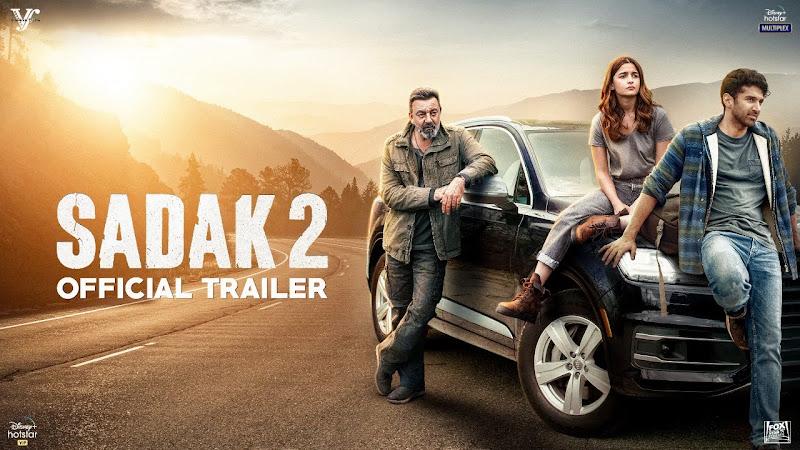 More than 9.5 million Dislikes in 'Sadak 2' trailer