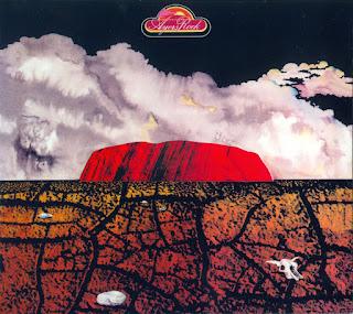 Ayers Rock - 1974 - Big Red Rock