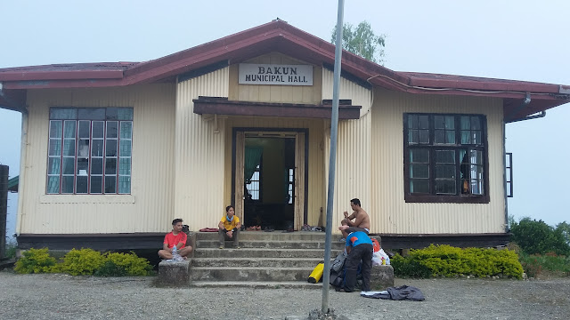 Bakun Old Municipal Hall