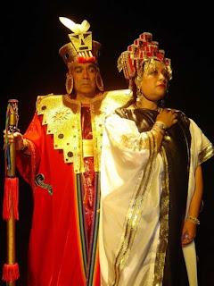 El Teatro Inca