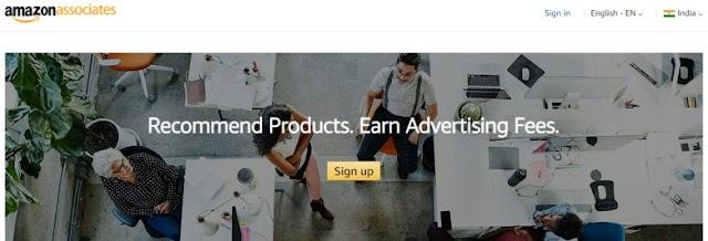Amazon Affiliate Marketing Account Kaise Banaye