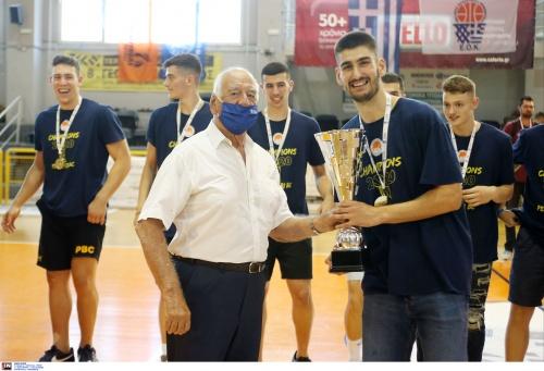 Βησσαρίου: «Χάσαμε το καλοκαίρι μας, αλλά άξιζε τον κόπο, είμαστε πρωταθλητές»
