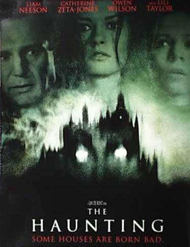 Poster Of The Haunting (1999) Full Movie Hindi Dubbed Free Download Watch Online At worldfree4u.com