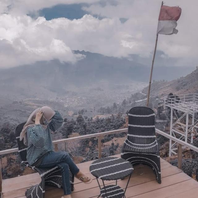 Bukit Awan Putih Wonosobo Jawa Tengah
