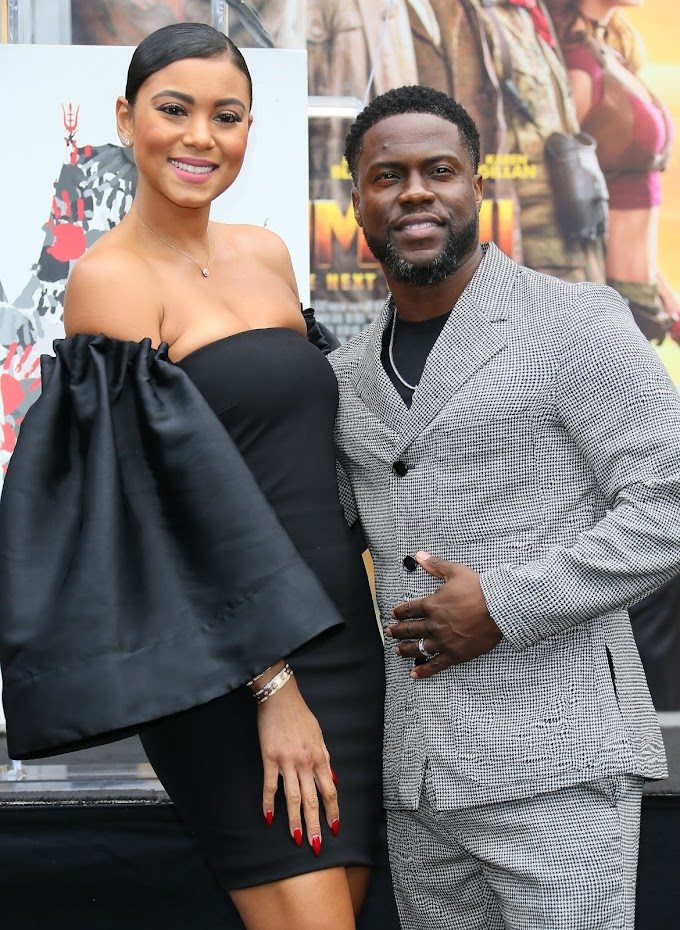 Kevin Hart and wife expecting their second child