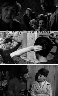Capturas de: La habitación en forma de L (El cuarto indiscreto) (1962)