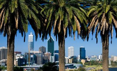 Tempat Wisata di Perth, Australia