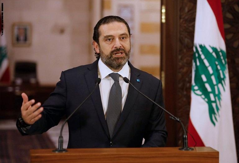 سعد الحريري قائلأ: لا أنتظر رضا السعودية ولاغيرها لتشكيل الحكومة