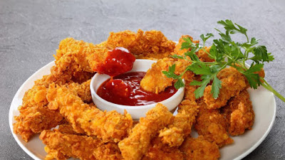 Resep Ramadan: Nikmati potongan ayam renyah di rumah dengan resep mudah ini