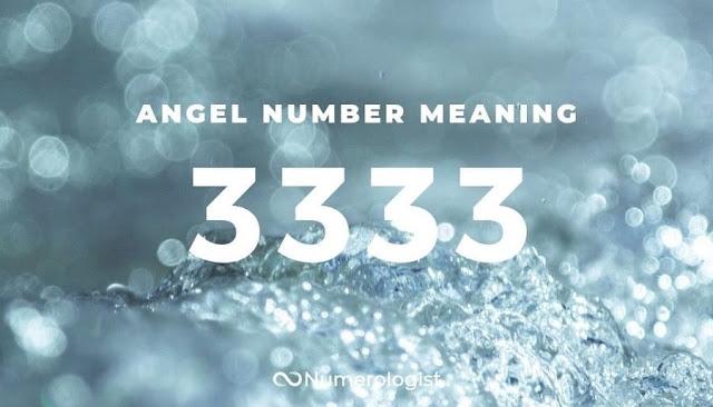 Ý nghĩa thực sự đằng sau các số Thiên thần 3, 33, 333 và 3333