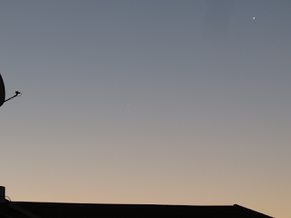 Venus and Mercury - 31/1/2016