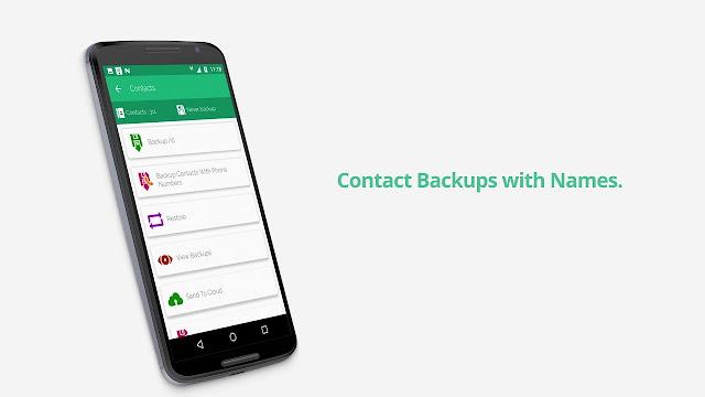 Cara Back Up Kontak di HP Android Terbaru 2021