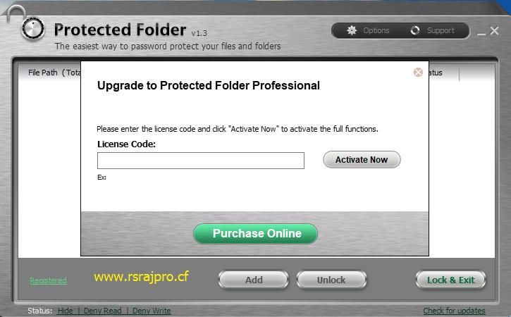 IObit Protected Folder 1.3 pro key   IObit Protected Folder 1.3 pro only key   New key   rsrajpro