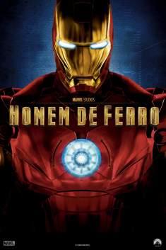 Homem de Ferro Torrent – BluRay 720p/1080p/4K Dual Áudio