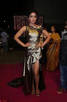 Shreya Saran in Skin Tight Golden Gown ~  Exclusive 058.JPG